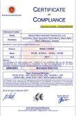 CE certificate of wheel loaders