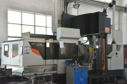 Taiwan Vision Wide Machining Center
