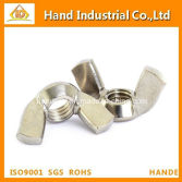 DIN 315 M8 Wing Nuts, Type A2 Stainless Steel nut