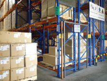 auto parts warehouse house