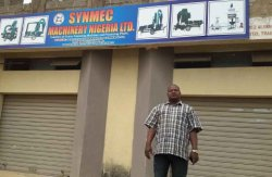 Our Nigeria agent open a SYNMEC sales office in Kano State on September 2015.