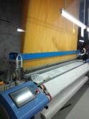 air jet loom with electornic jacquard 2688