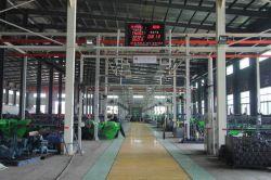 Combine Harvester Assembly Line