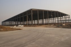 We start construction of second warehouse