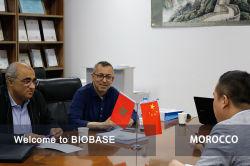 Morocco Customer Visiting BIOBASE
