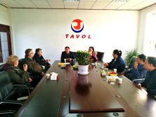 Two Foreign Client Come to Visit Tavol at the same Date