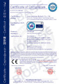 CE certificate for Centrifuge