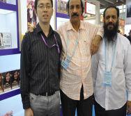 Customer with Overseas Supervisor Yongjun Wang-16
