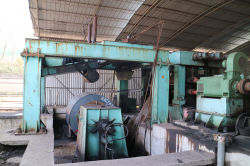 machine for steel sheet