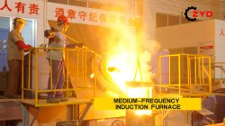 Medium-Frequency Induction Furnace