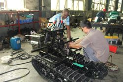 Rotary Cultivator Assembly
