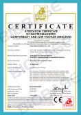 CE certificate for Drying Oven