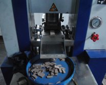 Diamond Segment Machine
