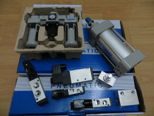 pneumatic components packing cartons
