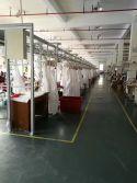 Bathrobe factory