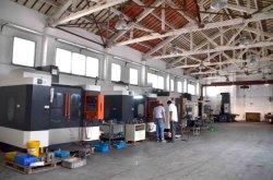 Metal material turning machining