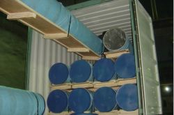 Stainless Steel Pipes Package and Transportation