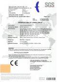CE for stone splitting machine