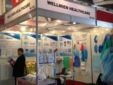 Wellmien attended Hospitalar Exhibition 2015 in Sao Paulo, Brazil