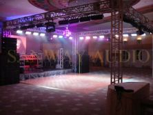 Spain Indoor Party Pro Audio System