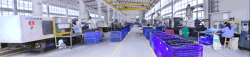 Injection Molded Parts Production Department