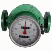 oval gear flow meter-with back zero function
