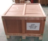 External packing of non-fumigation