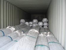 Stainles Steel Bar Package and Loading