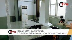 Hexagon Cambridge Three-Dimensional Coordinatograph