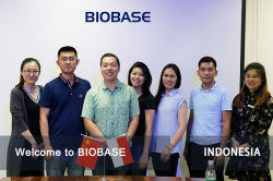 Indonesia Customer Visiting BIOBASE