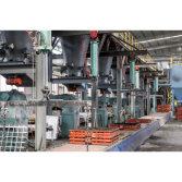 sand casting production line
