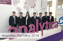 BIOBASE Successfully Participated in Analytica 2018 Exhibition