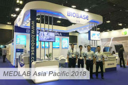 Welcome to visit BIOBASE IVD BOOTH at MEDLAB Asia Pacific 2018