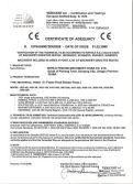 CE of power press