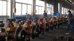 axles assembling line
