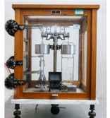 Fuel/oil resistance test chamber