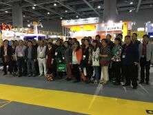 We attended the 22nd Window Door Facade Expo China 2016