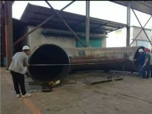 Sucessfully produce larger diameter elbow