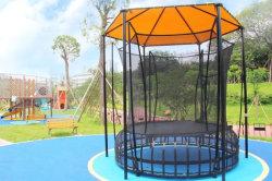 Trampoline outdoor playground