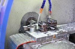 Precision Machining Machine