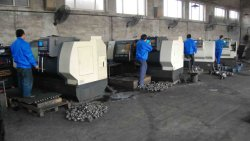 casting parts CNC machining