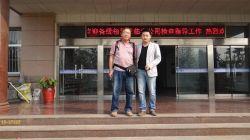 Malaysia customer visit Shengya