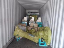 10T Maize Flour Milling Machine exported to Burkina Faso