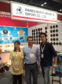 With Our Client on COVERINGS