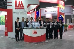 Promoting product on Canton Fair