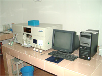 Copper bar test equipment