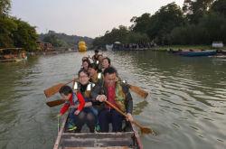 2014.4 Company organization to travel