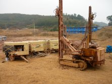Project-water well drilling tools
