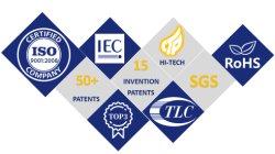 Certificate & Patents