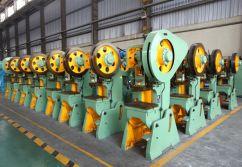eccentric inclinable press plant